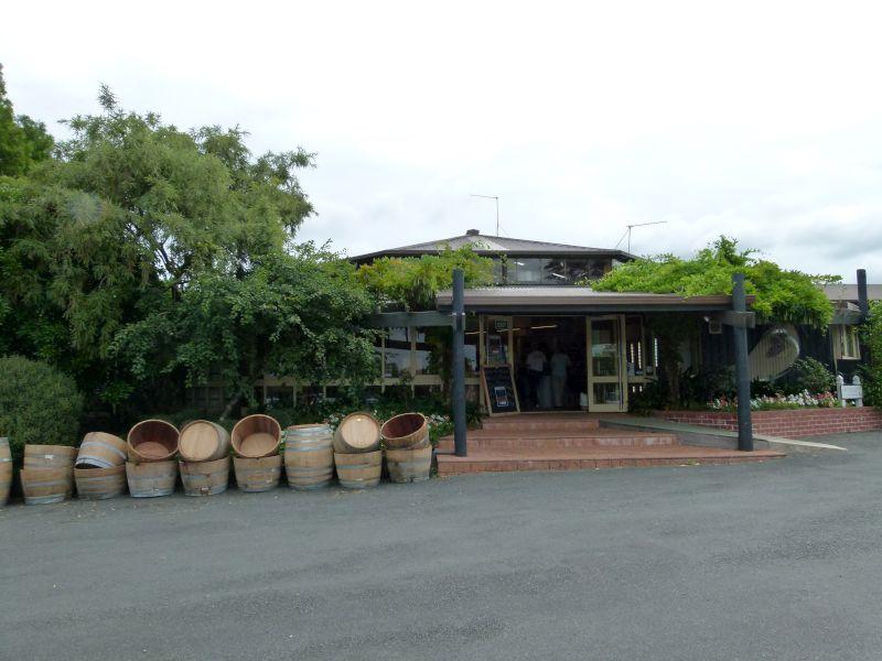 Eines der von uns besuchten Weingüter