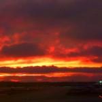 Was für ein Abschied aua der Stadt der Engel (Sonnenuntergang)